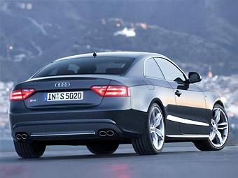 """Audi готовит еще одну """"подогретую"""" версию купе A5"""