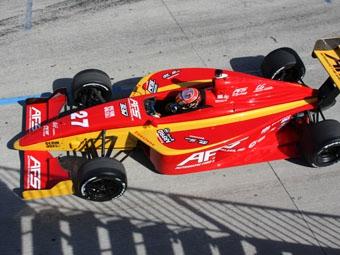 Гонщик Indy Lights заменит Марко Андретти в сборной США в A1GP