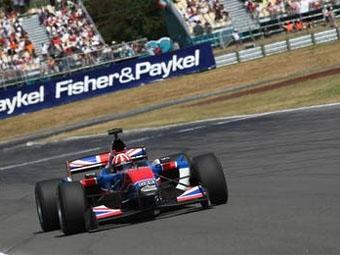 Дэн Кларк вернется в A1GP на гонках в Португалии