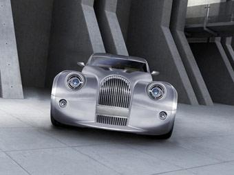 Morgan представит в Женеве водородный спорткар