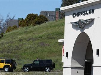 Минфин США начал подготовку к банкротству Chrysler