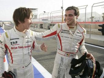 Пилоты DAMS выиграли квалификацию финального этапа GP2 Asia