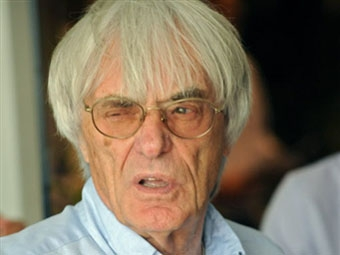 Экклстоун опроверг слухи о контракте Алонсо с Ferrari