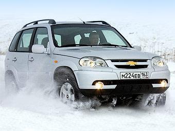 Обновленная Chevrolet Niva подорожала на 30 тысяч рублей