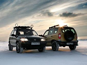 Обновленная Chevrolet Niva появится в марте