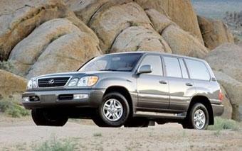 Toyota отзывает 137 тысяч внедорожников Toyota и Lexus