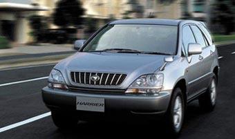 Toyota отзывает 54 тысячи праворульных автомобилей