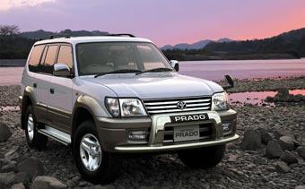 Toyota отзывает более 200 тысяч внедорожников по всему миру