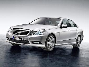 Новый Mercedes-Benz E-Class получил спортивный AMG-пакет