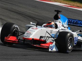 Команда Швейцарии перехватила лидерство в серии A1GP