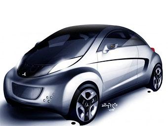 Mitsubishi привезет в Женеву спортивную версию электрокара MiEV