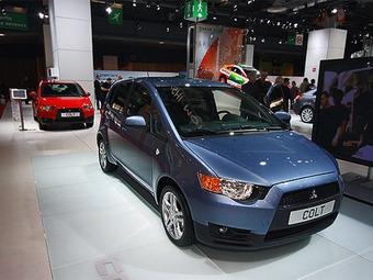 Mitsubishi оставила семейство Colt без дизельных моторов