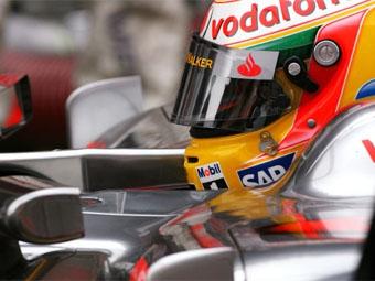 Льюис Гамильтон вступил в Ассоциацию гонщиков Гран-при