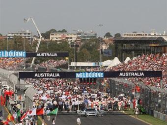 """Трассу """"Формулы-1"""" в Мельбурне переделали из-за аварии"""