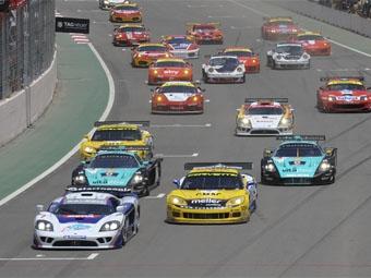 Организаторы изменили место проведения восьмого этапа FIA GT из-за кризиса