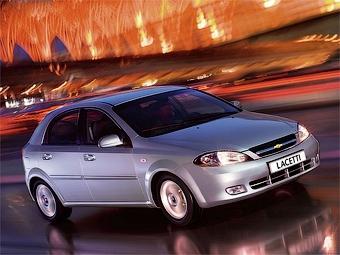 Компания GM Uzbekistan начала выпуск автомобилей Chevrolet Lacetti