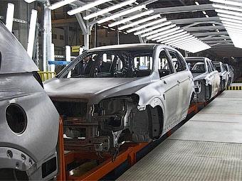 Концерн GM опроверг слухи об остановке конвейера российского завода
