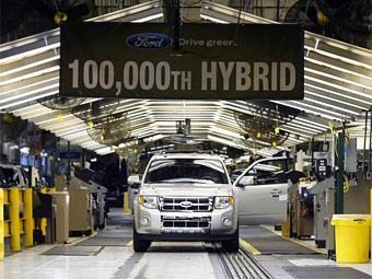 Правительство США закупит 17 тысяч машин