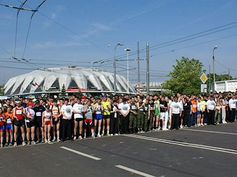 Московские набережные перекроют из-за марафона