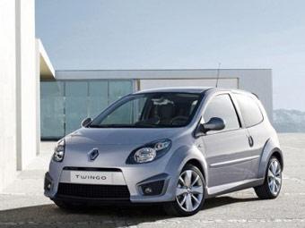 Renault представил 133-сильный Twingo RS