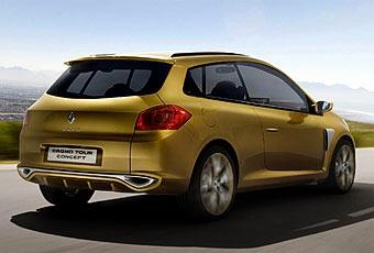 Renault готовит новый Megane и кабриолет на базе Twingo