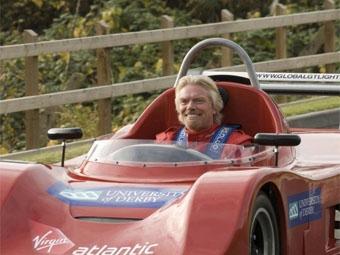 Экклстоун подтвердил заинтересованность Брэнсона в покупке команды Honda