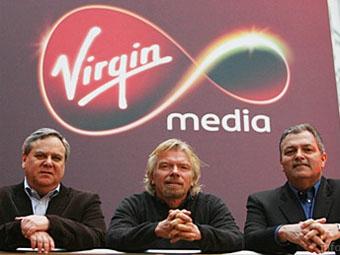 Virgin Group решила купить команду Honda F1