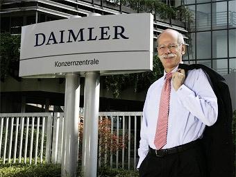 Арабы купили часть концерна Daimler