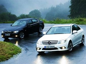 BMW и Daimler обменяются акциями