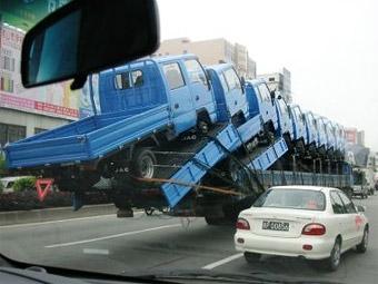 В Москве будут выпускать китайские грузовики