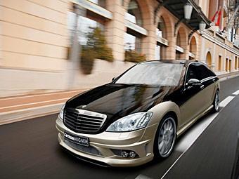 Ателье Carlsson сделало Mercedes S-Class еще роскошнее
