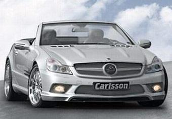 Тюнер Carlsson показал свою версию Mercedes SL