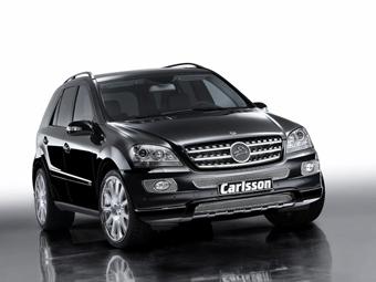 Carlsson доработал дизельную версию Mercedes ML