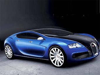 Вторую модель Bugatti построят на базе нового Bentley Arnage