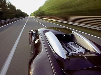 Новая модель Bugatti появится не позднее 2012 года