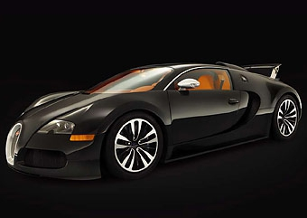 Компания Bugatti представила особую версию Veyron