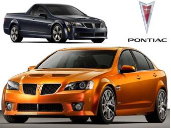 """Pontiac покажет в Нью-Йорке спортпикап и """"заряженный"""" седан"""