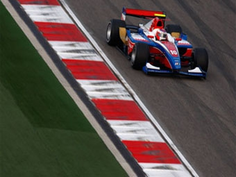 """Команда GP2 решила перебраться в """"Формулу-1"""""""