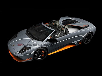 Lamborghini готовит родстер Murcielago с мотором от Reventon