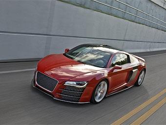 Audi готовит конкурента 640-сильному суперкару Lamborghini Murcielago LP640