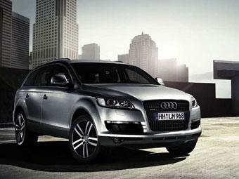 Audi Q7 получит модернизированный трехлитровый дизель