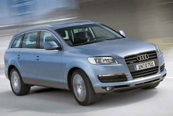 Audi Q7 получил дизельный V8