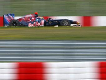 Toro Rosso приедет в Австралию без KERS