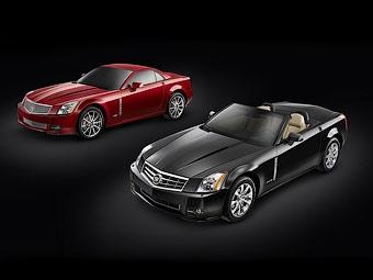 Cadillac завершит производство родстера XLR ближайшей весной