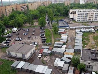 """На юго-востоке Москвы уберут 8,5 тысячи незаконных """"ракушек"""""""