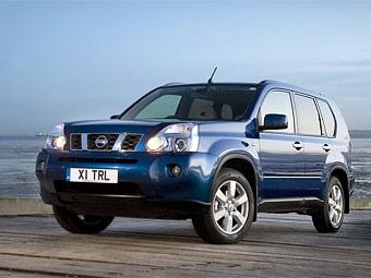 В первом квартале в Россию чаще всего ввозили машины Nissan и Chevrolet