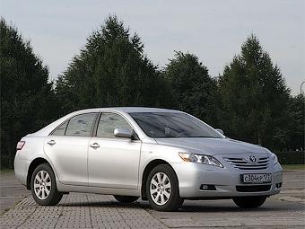 На долю Toyota пришлась шестая часть автомобильного импорта в Россию