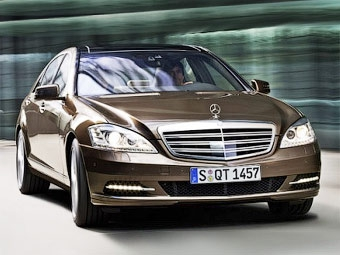 Обновленный Mercedes-Benz S-Class стал гибридным