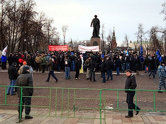 В выходные в России прошли акции протеста против повышения пошлин