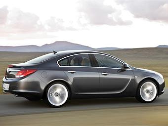 Российские продажи Opel Insignia стартуют в декабре